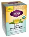 YOGI TEA PEPPERMINT HERBAL TEA 16