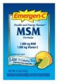EMERGEN C LITE MSM 30 PACKS PER BOX
