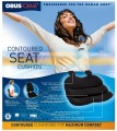 OBUS FORME CONTOURED SEAT CUSHION