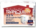 TRANQUILITY ALL THROUGH THE NIGHT BRIEFS