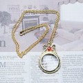 DECORATIVE NECKLACE MAGNIFIER