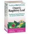 TRADITIONAL MEDICINALS ORGANIC RASPBERRY LEAF TEA 20 BAGS