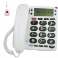 PURTEK BIG BUTTON SPEAKERPHONE WITH CALLER ID