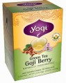 YOGI TEA GREEN TEA GOJI BERRY 16