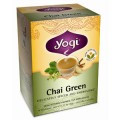 YOGI TEA GREEN CHAI TEA 16
