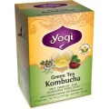 YOGI TEA GREEN TEA WITH KOMBUCHA 16