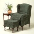 RISEDALE LIFITNG SEAT CHAIR AND OTTOMAN COMBO