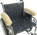 SKEEPSKIN WHEELCHAIR ARMRESTS 14