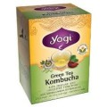 YOGI TEA GREEN WITH KOMBUCHA CAFF. REDUCED TEA 16