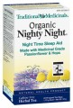 TRADTIONAL MEDICINALS ORGANIC NIGHTY NIGHT TEA 20 BAGS
