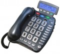 GEEMARC AMPLI500 PHONE WITH SPEAKERPHONE CALLER ID
