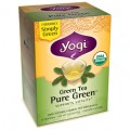 YOGI TEA SIMPLY GREEN TEA 16